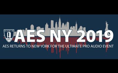AES New York 2019